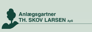 Anl�gsgartner TH. Skov Larsen ApS